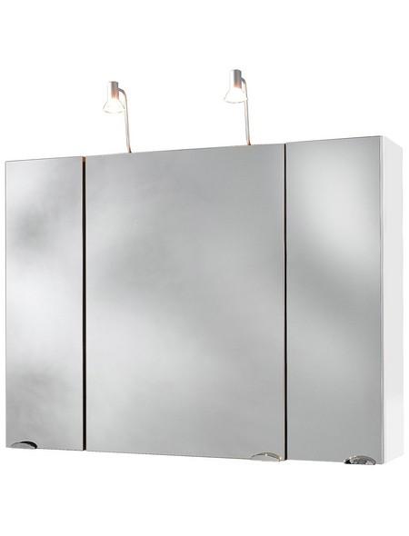 Spiegelschrank Anthrazit BxH: 90 cm x 68 cm