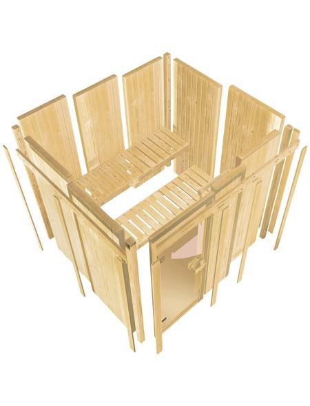 Sauna »Olai«, ohne Ofen