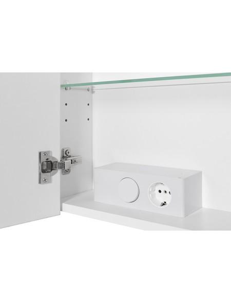 Spiegelschrank »Sceno«, Weiß BxH: 80 cm x 67 cm