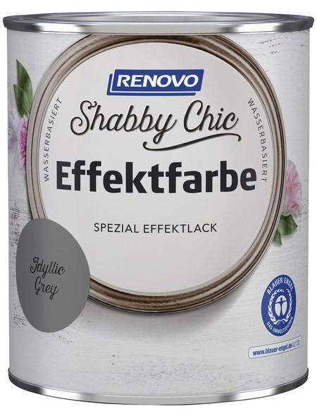 Effektlack »Shabby Chic«, Idyllic Grey, seidenmatt