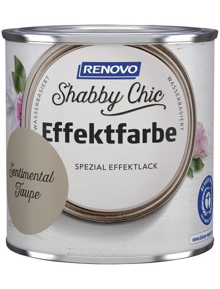 Effektlack »Shabby Chic«, Sentimental Taupe, seidenmatt