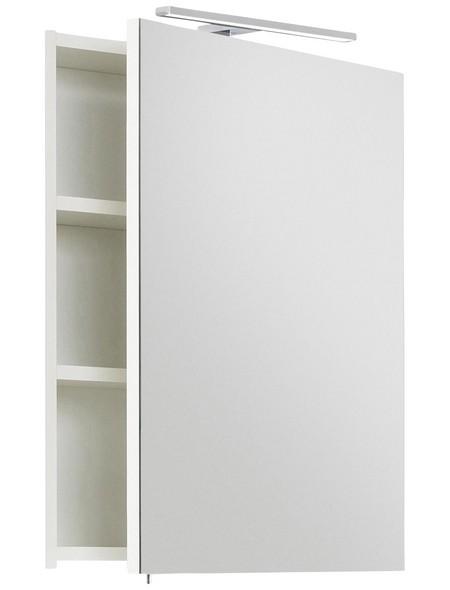 Spiegelschrank »VIVA«, Weiß BxH: 50,5 cm x 62 cm