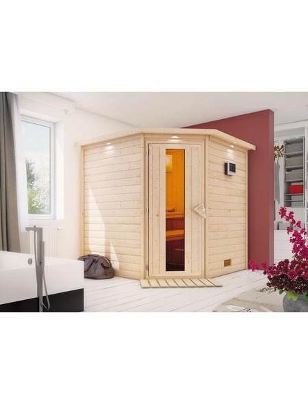 Sauna »Nina«, ohne Ofen