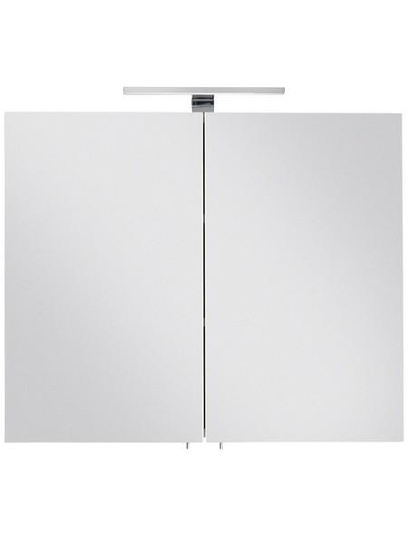 Spiegelschrank »VIVA«, Weiß BxH: 100 cm x 62 cm