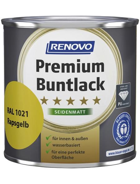 Buntlack »Premium«, Rapsgelb, seidenmatt