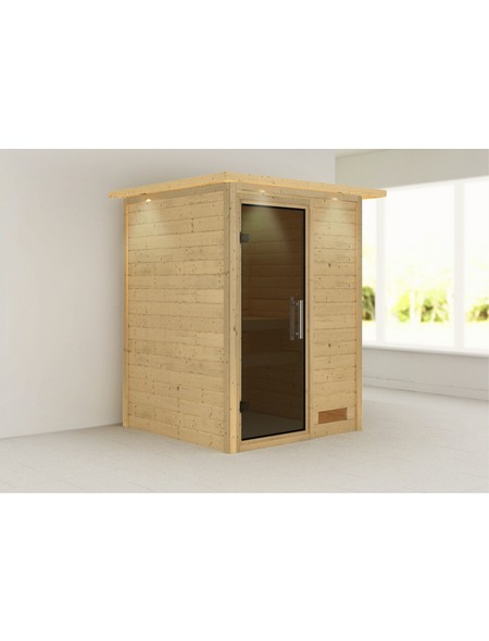 Sauna »Prelly«, ohne Ofen