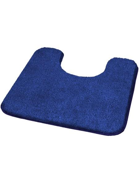 WC-Vorleger »Wilna«, blau, BxL: 55cm x 55cm