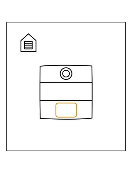 Bewegungsmelder »MotionSwitch LED Z-WAVE«